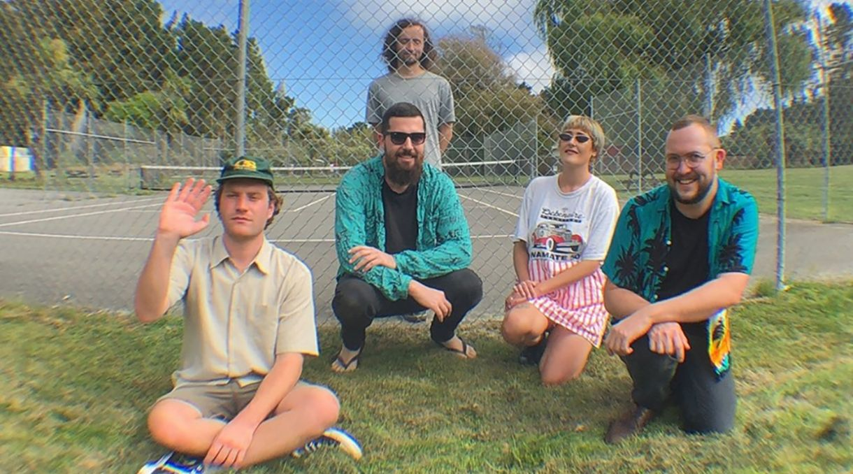 Christchurch's Kool Aid Drop Single 'Family Portrait Revisited' + Video