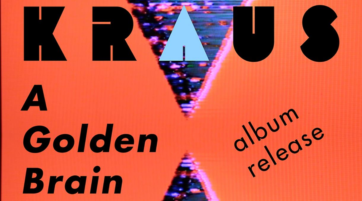 Kraus 'A Golden Brain' Album Release Ft. Old Chips Announced