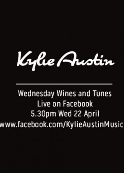 Wednesday Wines and Tunes w/ Kylie Austin