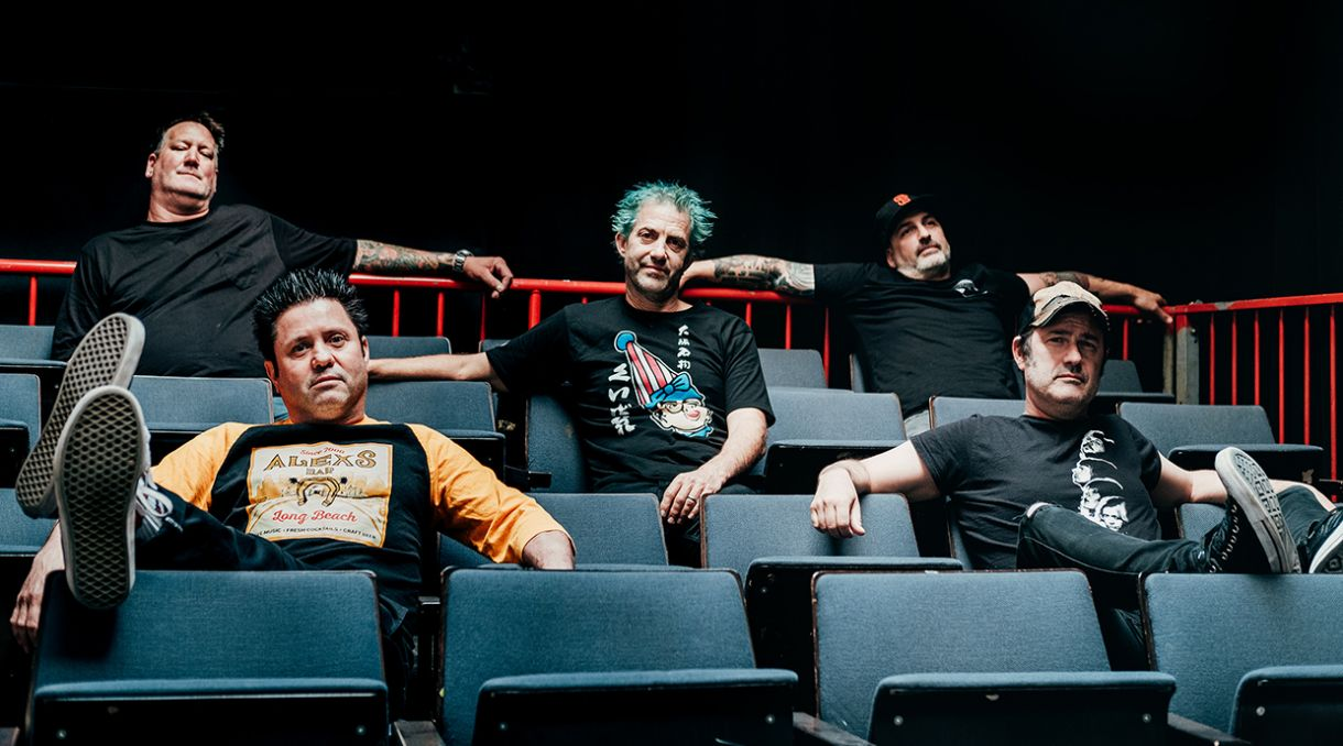 Lagwagon Returning To New Zealand In March 2020