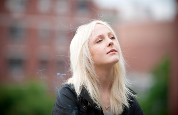 Lead Up To Laneway: Laura Marling - 'I Was Just A Card' live at Crossing Border Festival