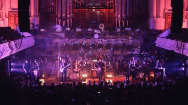 Leisure Unveil Documentary 'Live With The Auckland Philharmonia Orchestra'