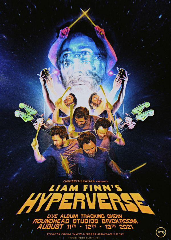 Liam Finn's Hyperverse