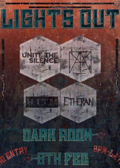 bandemonium, Etheran, Temperamental, Unite the Silence