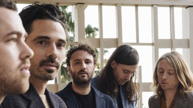 Interview: Local Natives Talk About Their New Album 'Violet Street' & Visiting NZ