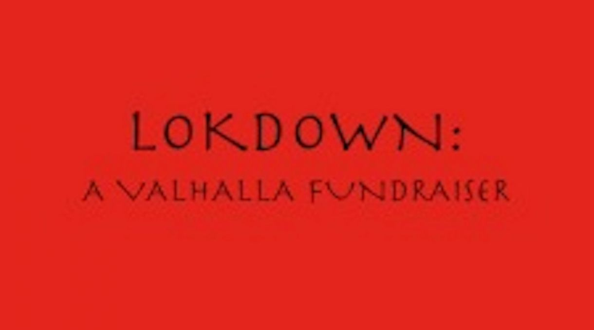 Listen To 'LOKDOWN; A Valhalla Fundraiser' Compilation