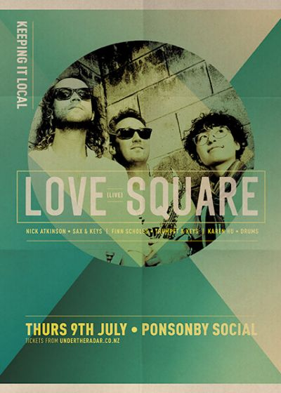 Love Square Live