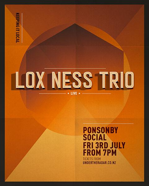 Lox Ness Trio Live