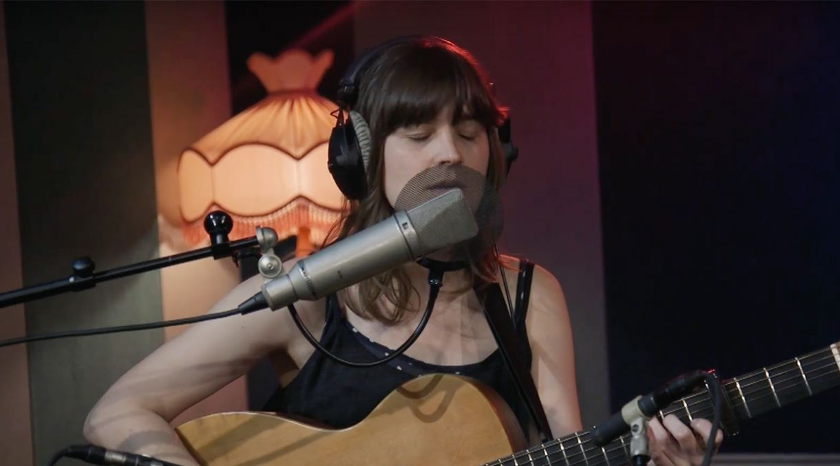 Caught Live: Lydia Cole Plays 'The Sacred' On RNZ