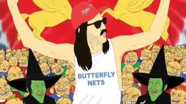 Magic Factory Drop Single 'Butterfly Nets'