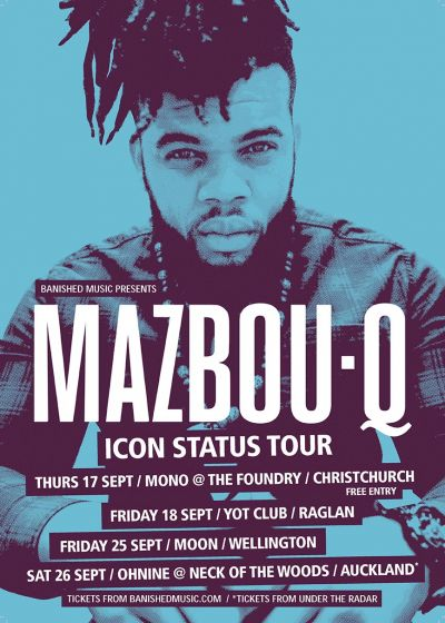 THE OHNINE with MAZBOU Q