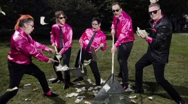 Me First And The Gimme Gimmes Announce Two North Island Shows
