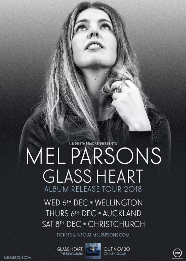 Mel Parsons - Album Release Tour