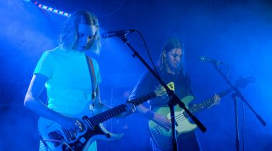 Live Photos: Mermaidens, Linen – Meow, Wellington