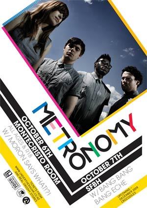 Metronomy!