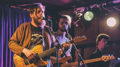 Live Photos: Mice On Stilts - Kings Arms Tavern, Auckland