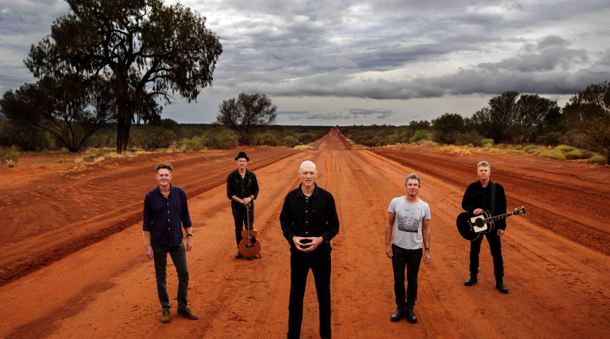 Midnight Oil Announce Two New Zealand Shows