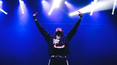 Live Photos: Migos + 6lack - Spark Arena, Auckland