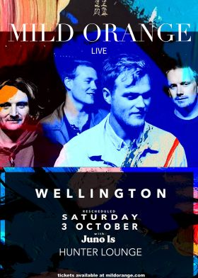 Mild Orange Live - Wellington