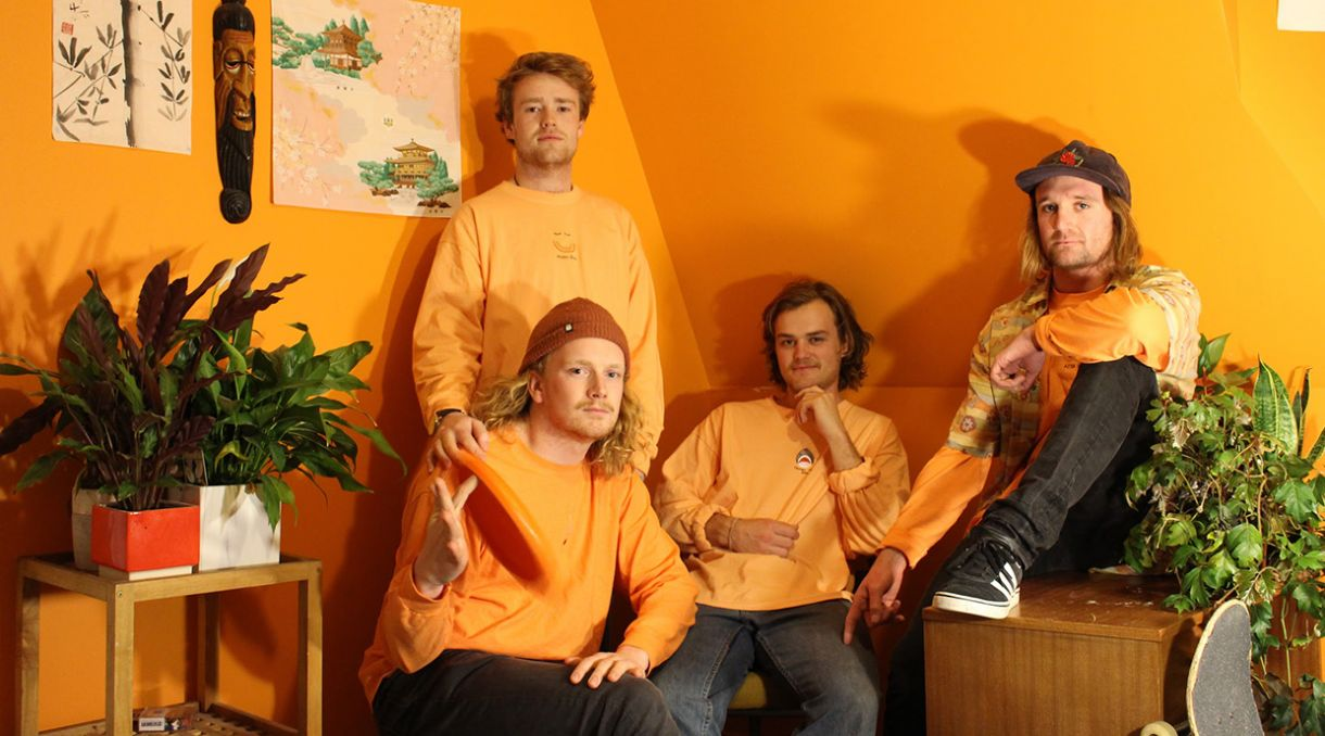 Dunedin's Mild Orange Drop Debut Album 'Foreplay'