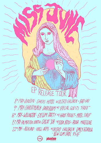 Miss June - Matriarchy Release Tour