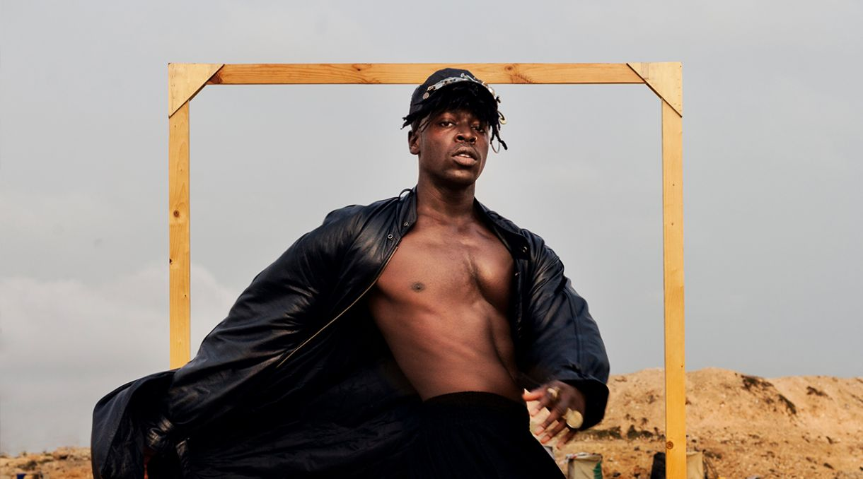 Moses Sumney Shares Single 'Me In 20 Years'
