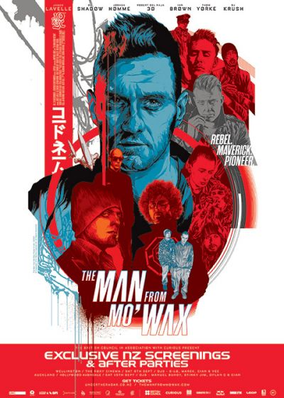 The Man from Mo'Wax - Screening + After Party