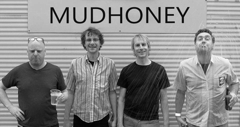 Mudhoney Share New Album 'Digital Garbage'