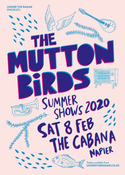 The Mutton Birds