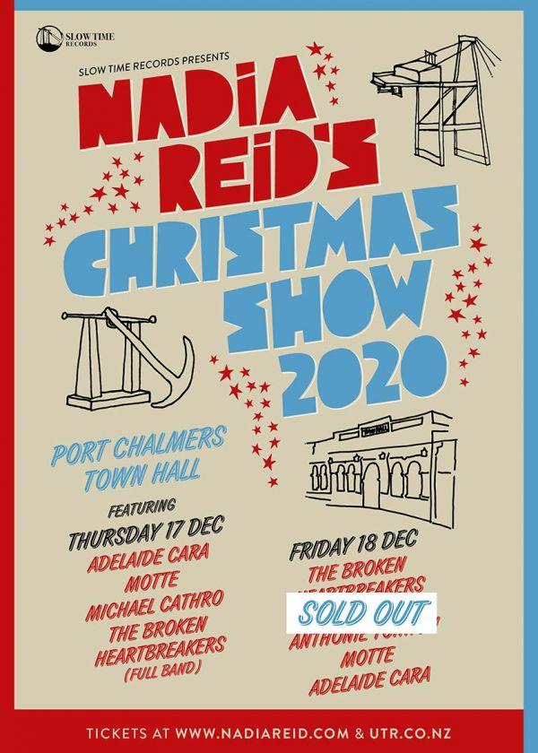 Nadia Reid's Christmas Show