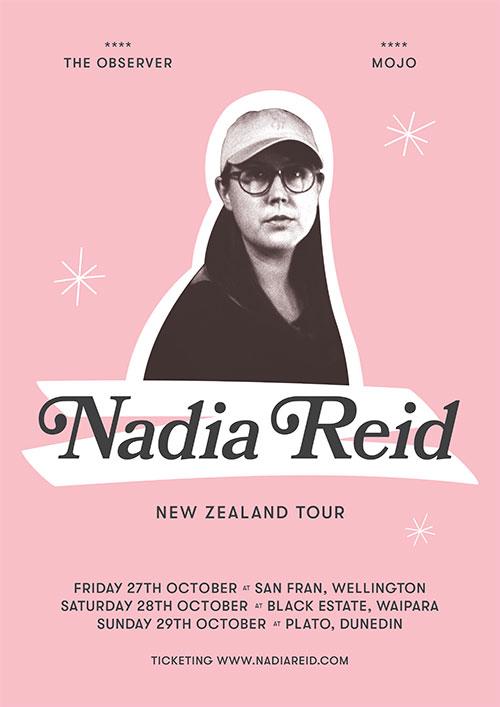 Nadia Reid - New Zealand Tour