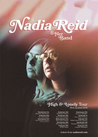 Nadia Reid - High and Lonely NZ Tour