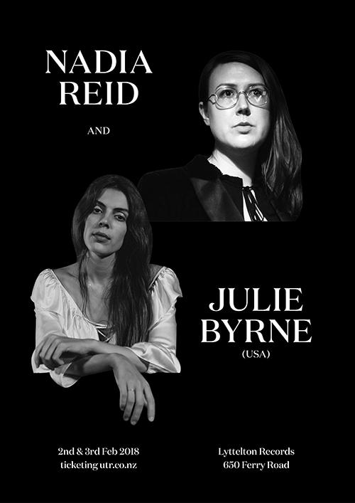 Nadia Reid and Julie Byrne