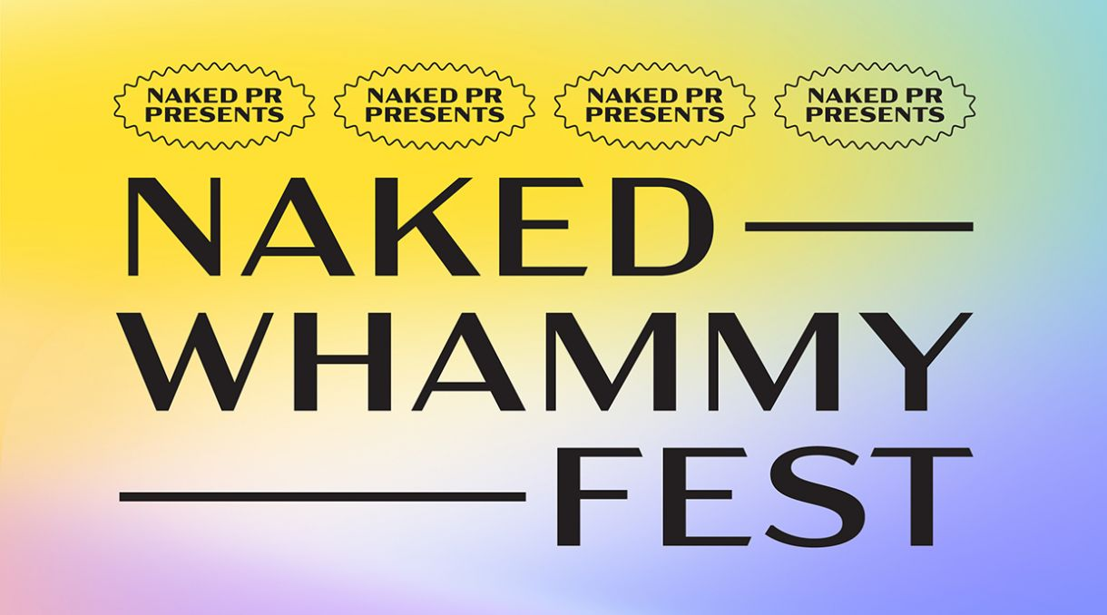 Naked Whammy Fest Announced Ft. Voom, Phoebe Rings, Leaping Tiger + More