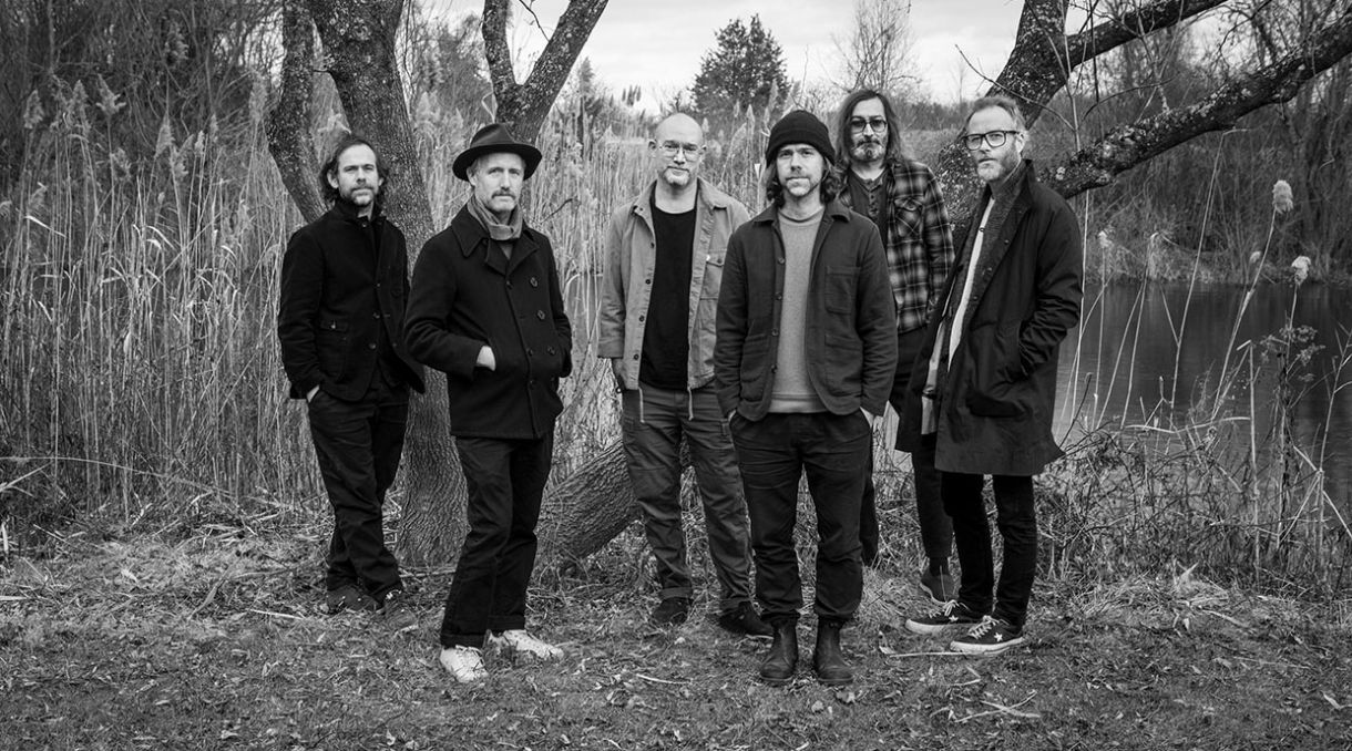 The National Announce New Album + Share Single 'You Had Your Soul With You'