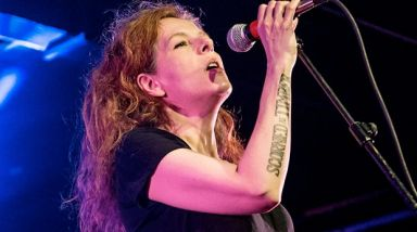 Live Photos + Review: Neko Case - James Cabaret, Wellington