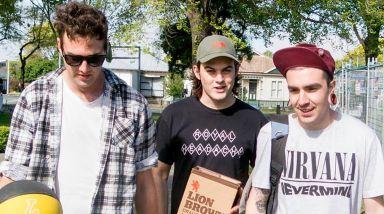 Listen To Nervous Jerk's Riotous 'Cheap Gear' EP