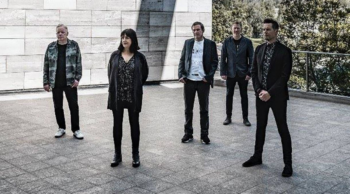 New Order Return With Single 'Be A Rebel'