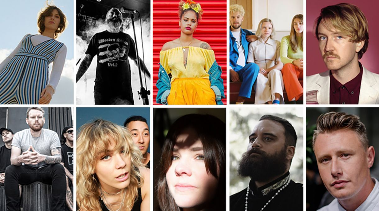 Taite Music Prize 2020 Finalists Announced