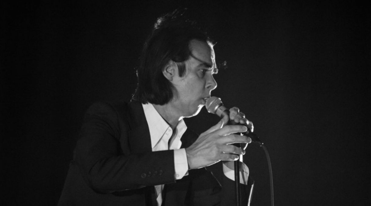 Nick Cave Announces New Zealand Speaking Shows