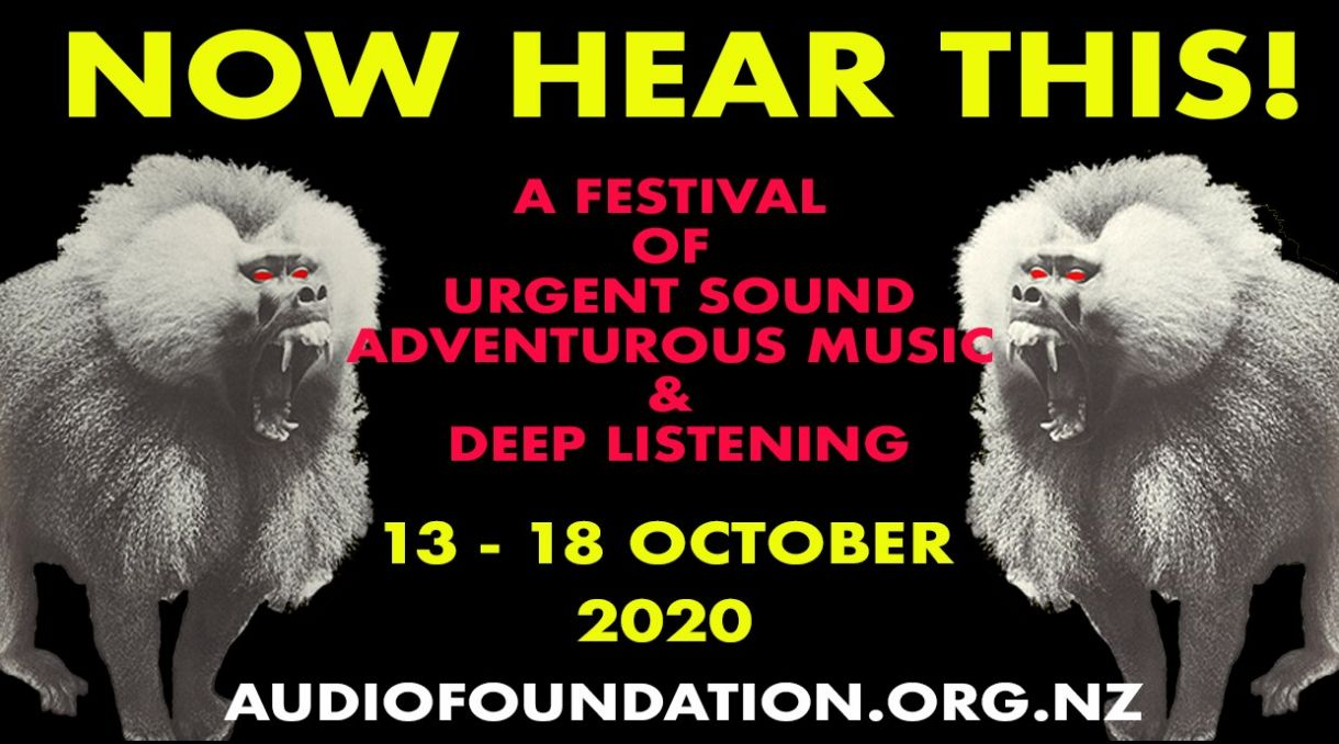Now Hear This! Festival Announced For October 2020