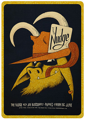 The Nudge + Joe Blossom