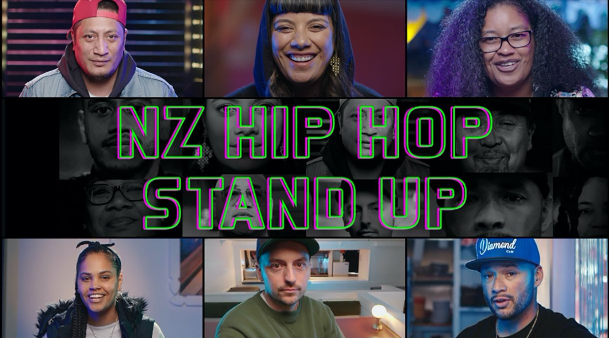 'NZ Hip Hop Stand Up' Web Series Announced