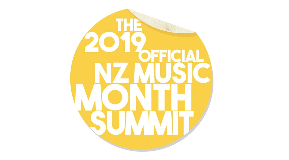 NZ Music Month Summit 2019 'Discover Live' Announced