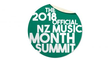 2018 Official NZ Music Month Summit: 'Confronting Issues In The Music Industry'