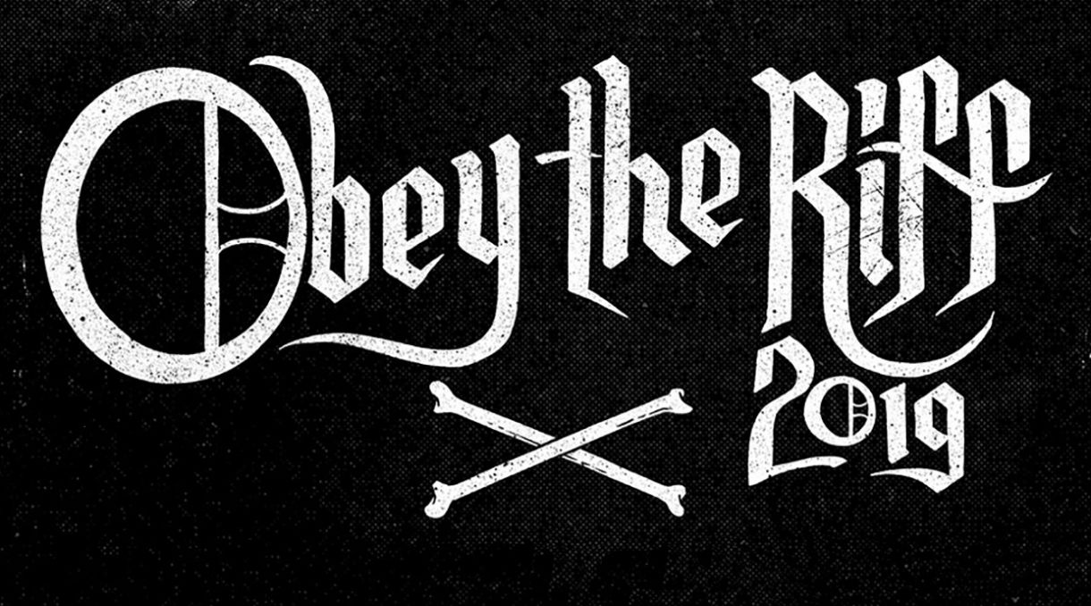 Obey The Riff 2019 Festival Announced feat. HLAH and Beastwars