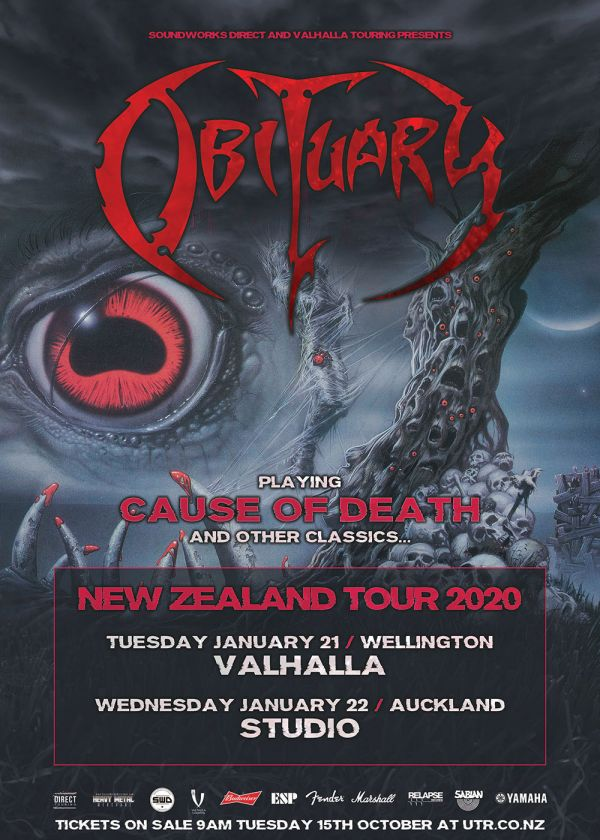 Obituary - Tours at Undertheradar