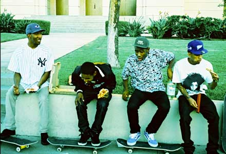 Odd Future Dropped From Big Day Out NZ 2012 Line-Up