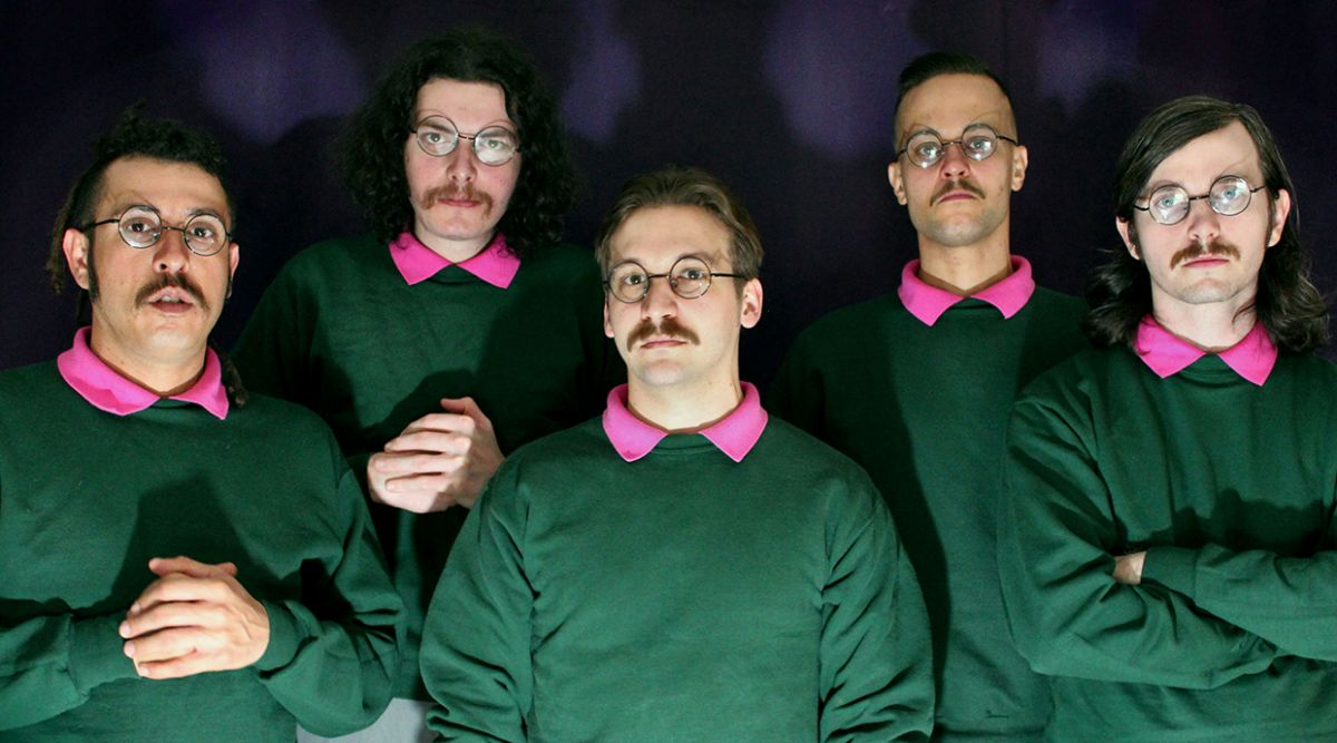 Ned Flanders-themed US metal band are hitting NZ for two headline shows.