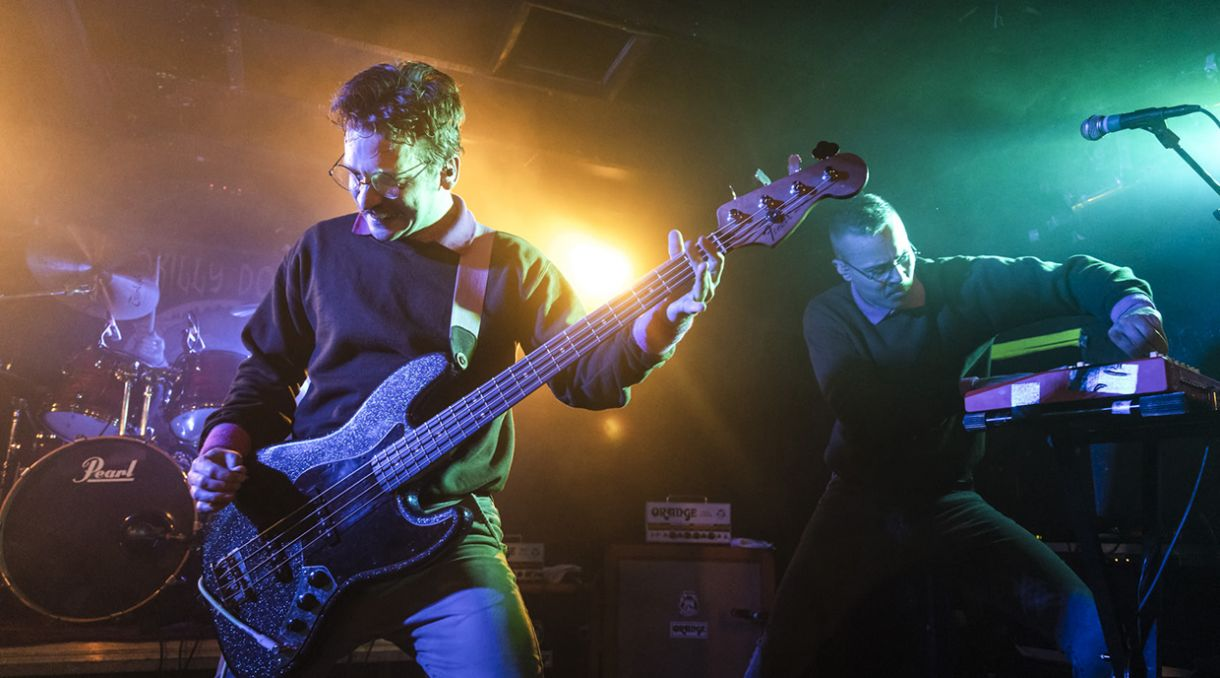 Live Photos: Okilly Dokilly, Dr. Colossus - San Fran, Wellington